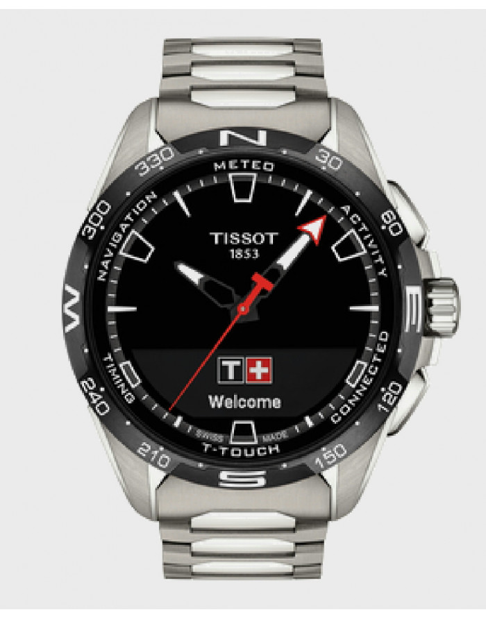 TISSOT T-TOUCH CONNECT SOLAR - T1214204405100