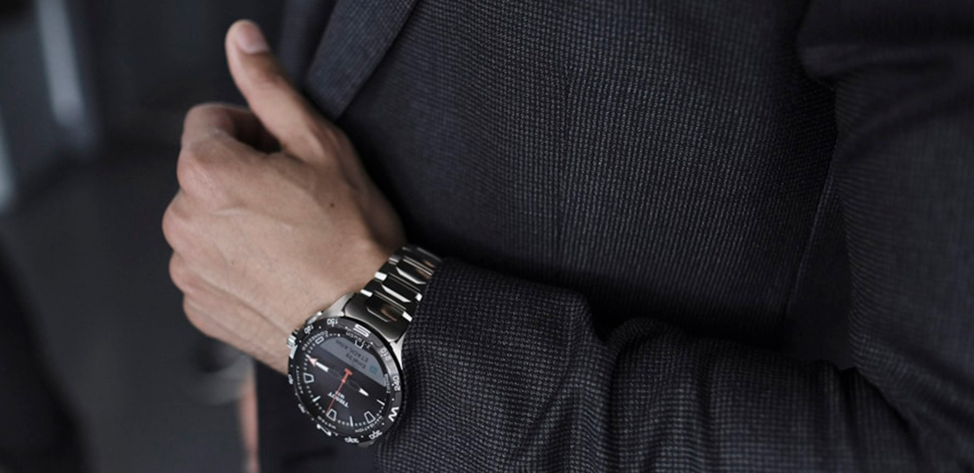 Tissot connected